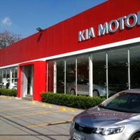 Photo taken at Kia SPK Motors by Victor T. on 5/23/2012