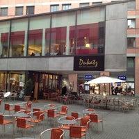 Photo taken at Bar Restaurant Dukatz by Dina4 w. on 4/14/2012