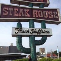 Photo taken at Hilltop Steakhouse by Beverly H. on 6/19/2012