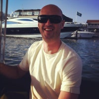 Photo taken at Duffy Electric Boats by Adam S. on 8/5/2012
