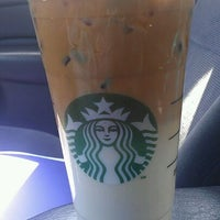 Photo taken at Starbucks by Lana S. on 4/9/2012