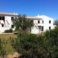 Photo taken at Solisla Apartments by Maria Luisa G. on 5/11/2012