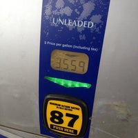 Photo taken at Sam's Club Fuel Station by Shawn S. on 4/21/2012