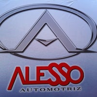 Photo taken at Alesso Automotriz by Manuel C. on 6/2/2012