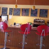 Photo taken at Bronzeville Coffee & Tea by Jabari H. on 6/18/2012