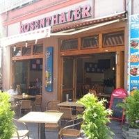 Das Foto wurde bei Rosenthaler Grill- und Schlemmerbuffet von Tarek S. am 6/23/2012 aufgenommen