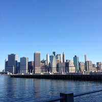 Photo taken at Brooklyn Bridge Park - Pier 6 by EC G. on 6/24/2012