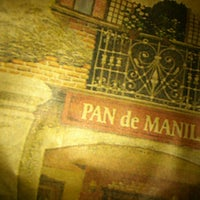 Photo taken at Pan de Manila by vic a. on 7/22/2012
