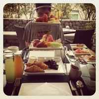 Photo taken at Aleenta Resorts & Spa by bOwz J. on 6/5/2012