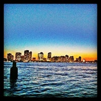 Photo taken at NY Waterway Ferry - World Financial Center Terminal by Roberto D. on 7/3/2012