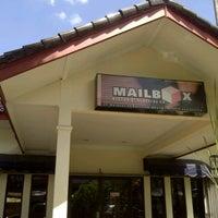 Photo taken at Mailbox Distro by Budi P. on 8/1/2012