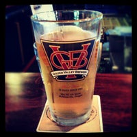 Photo taken at Golden Valley Brewery & Pub by Justin K. on 8/4/2012