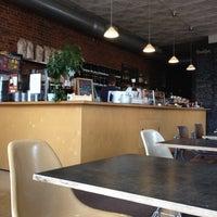 Photo taken at Communitea by Louis D. on 2/22/2012