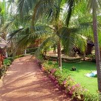 Photo taken at Pranav Beach Resort by Thierry L. on 4/14/2012