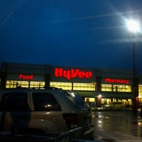 Photo taken at Hy-Vee by Ryan D. on 3/22/2012