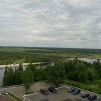 Photo taken at Гостиница «Припять» by Dmitry I. on 7/22/2012