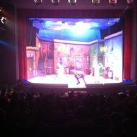 Foto tomada en Teatro Jorge Negrete por Sergio G. el 6/3/2012