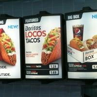 Photo taken at Taco Bell by Matt W. on 4/6/2012