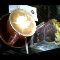 Photo taken at Wawee Coffee by Ellewood H. on 3/11/2012