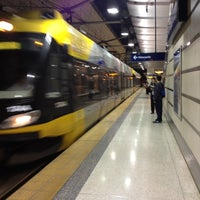 Photo taken at Terminal 1 - Lindbergh LRT Station by Chris H. on 5/24/2012