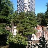 Photo taken at Ira C. Keller Fountain by Jeri B. on 8/14/2012