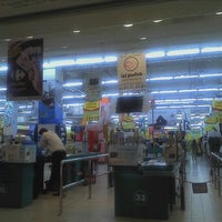Photo taken at Carrefour by Sugiarto S. on 3/23/2012