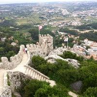 Foto tomada en Castillo de los Moros por Pedro T. el 6/2/2012