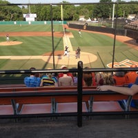 Photo taken at Allie P. Reynolds Baseball Stadium by Tracy W. on 5/18/2012
