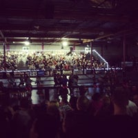 Photo taken at Doll Factory (L.A. Derby Dolls) by Nick J. on 8/19/2012