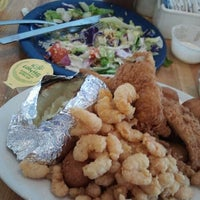 Photo taken at Libby Hill Seafood by Nicole S. on 8/24/2012