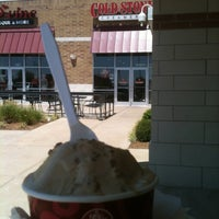 Photo taken at Cold Stone Creamery by Angela on 8/4/2012