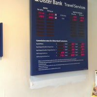 Photo taken at Ulster Bank by Rory G. on 7/9/2012