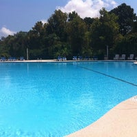 Photo taken at Sanctuary Golf Club Pools by tinesha m. on 9/4/2012