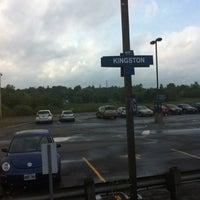 Photo taken at VIA Rail Kingston by Joey W. on 8/5/2012