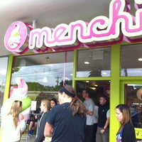 Photo taken at Menchie's by Chris D. on 7/4/2012