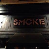 Photo taken at Smoke Jazz & Supper Club by Edward T. on 4/17/2012