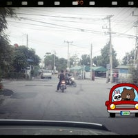 Photo taken at Ban Thung Junction by Nathapat Sound on 8/20/2012