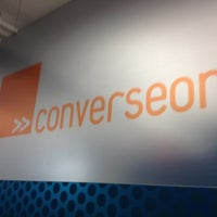 Photo taken at Converseon HQ by Lindsey L. on 3/28/2012