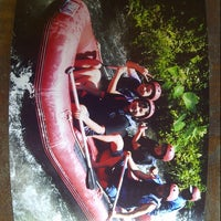 Photo taken at BMW Rafting by Christania C. on 8/20/2012