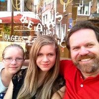 Photo taken at Bagels & Beans Vlissingen by Stefan B. on 8/9/2012