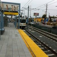 Foto diambil di Expo / Western Metro Station oleh Tamara M. pada 4/30/2012