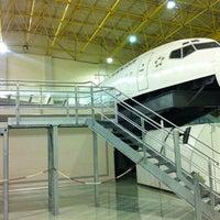 7/12/2012 tarihinde Eyup U.ziyaretçi tarafından Türk Hava Yolları Uçuş Eğitim Başkanlığı'de çekilen fotoğraf