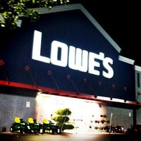 Photo taken at Lowe's Home Improvement by Christine W. on 2/16/2012
