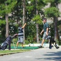 Photo taken at Blue Heron Pines Golf Club by Donna P. on 8/31/2012