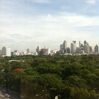 Photo taken at SO Sofitel Bangkok by Sasima L. on 7/28/2012
