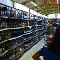 Photo taken at Supermercado Cidade Canção by Laudelino S. on 2/8/2012
