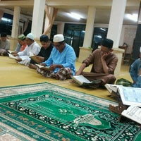 Photo taken at Masjid ar-Rahmah kg selamat by Salehuddin S. on 8/18/2012