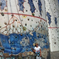 Photo taken at Silo Climbing by Ingo S. on 8/19/2012