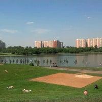 Снимок сделан в Братеевский каскадный парк пользователем Dmitry K. 5/21/2012