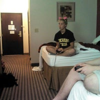 Photo taken at Holiday Inn Express & Suites Livingston by Alicia P. on 6/7/2012